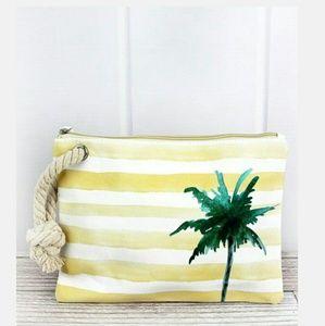 Handbags - New Palm Tree Large Wristlet!